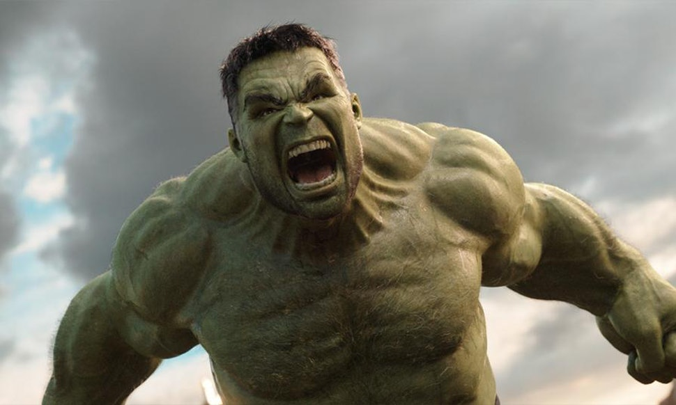 Anger Hulk 2010